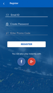BalleBaazi Fantasy Cricket Singup And Get Rs.50