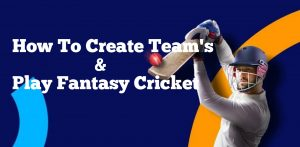 How To Play & Create Team On Fantasy Power-11