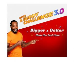 LeagueAdda Refer a Buddy Challenge 3.0.
