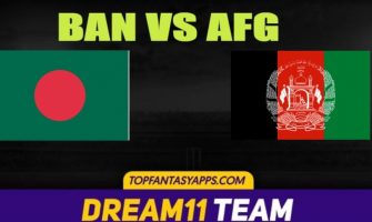 BAN Vs AFG Final T20 Match Dream11 Team Predictions, 100% Winning