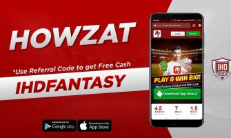 howzat fantasy refer code