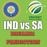 IND vs SA Dream11 Team Prediction 1st ODI Match