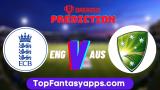 ENG vs AUS Dream11 Team Prediction For Today's Match 3rd ODI (100% Winning Team)