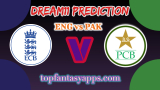 ENG vs PAK Dream11 Team Prediction For Today's Match 3rd T20 (100% Winning Team)