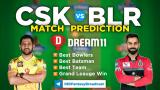 RCB Vs CSK Dream11 Team Prediction 19th Match IPL 2021 (100% Winning Team)