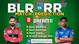 RCB Vs RR Dream11 Team Prediction 16th Match IPL 2021 (100% Winning Team)