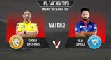 CSK vs DC Dream11 Team prediction: VIVO IPL 2021 2nd Match Tips, Pitch Reports