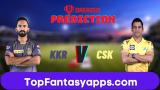 CSK vs KKR Dream11 Team Prediction 49th Match IPL 2020 (100% Winning Team)