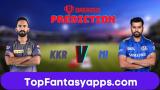 MI vs KKR Dream11 Team Prediction 32nd Match IPL 2020 (100% Winning Team)