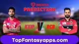 RCB vs KXIP Dream11 Team Prediction 31st Match IPL 2020 (100% Winning Team)