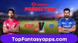 MI vs KXIP Dream11 Team Prediction 36th Match IPL 2020 (100% Winning Team)