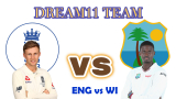 ENG vs WI Dream11 Team Prediction For Today's 3rd Test Match