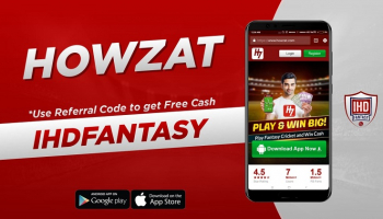 Howzat Referral Code | Fantasy App Review | Play & Earn Real Cash