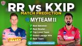 KXIP vs RR MyTeam11 Fantasy Team Prediction Match-50 IPL 2020